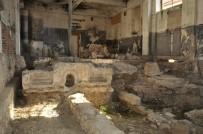 EGE ÜNIVERSITESI - Tarihi Ayazma Tapınağında Restorasyona Başlanıyor