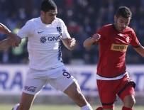 ÇORUM BELEDİYESPOR - Trabzonspor gruplara kaldı