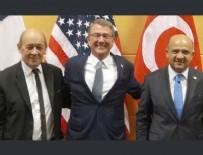 RAKKA - Türkiye, ABD ve Fransa anlaştı