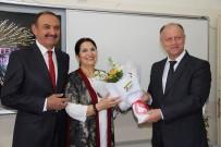 MUSTAFA PALA - Türkiye'nin İlk Kadın Teknik Öğretmeni Emekli Oldu