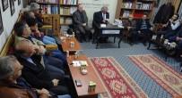 ERZURUMSPOR - TYB Erzurum Şubesinde Naim Hoca Anıldı