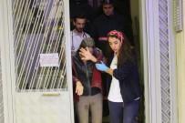 MEHMET KAYA - Ünlü Tiyatrocunun Evi Yandı Açıklaması Eşi Yaralandı