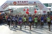 ALTUNIZADE - Vodafone 38. İstanbul Maratonu'nda Gözler Start Noktalarında