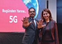 ÇEKIM - Vodafone Türkiye'den 5 Adımda 5G Stratejisi