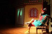 KÜLTÜR BAŞKENTİ - Yeni Sezon Tiyatro Oyunları Keçiören'de
