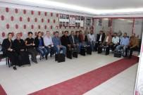 MUHARREM AYI - Adıyaman Berberler Ve Kuaförler Oda Başkanlığında Aşure Dağıtımı