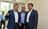 MİMAR SİNAN - AK Parti'den Tütüncü'ye Hizmet Kutlaması