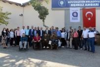 SOSYAL HİZMETLER - Almanya'da Yaşayan Türkler Antalyalı Engellileri Unutmadı
