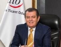 ATO Başkanı istifa etti!
