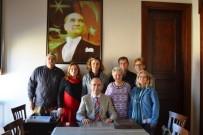 GENEL KURUL - Ayvalık'ta Şefkat Evleri Derneği Yeni Yönetiminden Şefkatli Ziyaretler