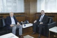 KAYSERİ LİSESİ - Başkan Çelik Kurum Yöneticilerinin Taleplerini Dinledi
