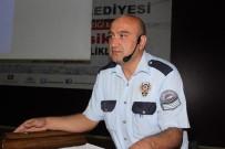 TAKSİ ŞOFÖRLERİ - Belediye Ve Emniyetten Servis Şoförlerine Eğitim