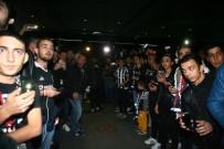 SABİHA GÖKÇEN - Beşiktaş, Ankara'ya Geldi