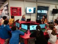 ROBOT - Bilgi Evi Öğrencileri Robotları Öğreniyor