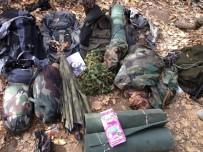 KOMANDO - Bingöl'de 1 Terörist Yakalandı, Çok Sayıda Mühimmat Ele Geçirildi