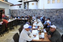 İSMAIL ALTıNDAĞ - Bodrum Belediyesi, Büyükleri Ağırlıyor