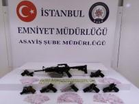 SABIKA KAYDI - Çalınan Ruhsatsız Silahın Peşinden Giden Polis, Hırsızlık Şebekesini Çökertti