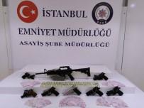 SABIKA KAYDI - Çalınan Silahın Peşinden Giden Polis, Hırsızlık Şebekesini Çökertti