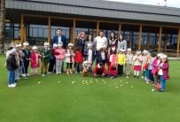 GOLF - Çarşambalı Minikler Golf İle Tanıştı