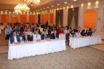 CUMHURİYET HALK PARTİSİ - CHP Kadın Kolları Eşgüdüm Toplantısı Kuşadası'nda Yapıldı