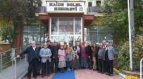MAIDE - Çiftelerliler Derneği'nden Eskişehir Maide Bolel Huzurevi'ne Ziyaret