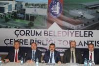Çorum Belediyeler Çevre Birliği'nin Meclis Toplantısı Yapıldı