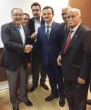 ÇANAKKALE ZAFERI - Cumhurbaşkanlığı Halkla İlişkiler Başkanı Astarcı, Adana'da STK Başkanlarıyla Buluştu