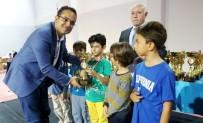 STRATEJİ OYUNU - Cumhuriyet Bayramı Satranç Turnuvası'na Yoğun İlgi