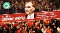 CUMHURIYET BAYRAMı - Cumhuriyet Coşkusu Edirne'de Yaşanacak