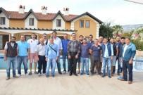 GENEL KURUL - Dalyan Özel Yemekli Tekne Kooperatifi Kuruldu