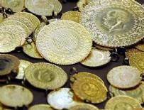 ÇEYREK ALTIN - Darphane Gram Altın Üretimine Başladı