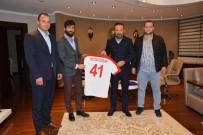 KOCAELISPOR - Doğan, 'Hayalim, İki Takımımızı Da Süper Lig'de Görmek'