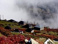 TERMAL TURİZM - Doğu Karadeniz sonbaharda da cezbediyor