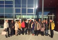 TEKNOLOJI - Edremit Abidin Pak-Pakmaya Anadolu Lisesi Öğretmenleri Norveç'te