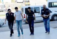 İNFAZ KORUMA - FETÖ Soruşturmasında Gözaltına Alınan 4 Memur Adliyeye Sevk Edildi