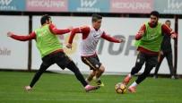 FLORYA - Galatasaray Adanaspor Hazırlıklarını Sürdürdü