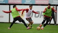 FLORYA - Galatasaray'da Adanaspor Hazırlıkları Sürüyor