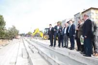 KARAYOLLARI - Gaziosmanpaşa'da Yeşil Alan Ve Park Çalışmaları Devam Ediyor