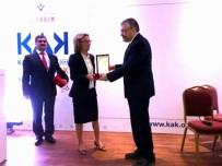 İŞLETIM SISTEMI - Genel Sekreter Özcan, Aydın'daki Dönüşüm Ve Başarı Hikayesini Anlattı