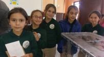 OSMAN KıLıÇ - Hasanlar Ortaokulu'nda Öğrenci Meclisi Başkanı Seçimi