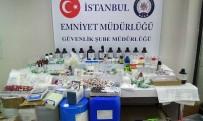 BANDROL - İstanbul'da Sahte İlaç Operasyonu Kamerada