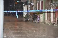KıBRıS - İzmir'de Şüpheli Çanta Paniği