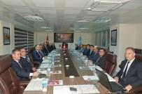 BELEDİYE BAŞKAN YARDIMCISI - Kırklareli İl İstihdam Kurulu Ekim Ayı Toplantısı Yapıldı