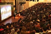 BELEDİYE BAŞKAN YARDIMCISI - 'Köklerden Geleceğe' Konferansına Büyük İlgi