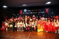 BELEDİYE BAŞKAN YARDIMCISI - Kreş Öğrencilerinden 29 Ekim Cumhuriyet Bayramı Coşkusu