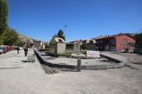 GESI - Melikgazi Belediyesi Gesi'de Meydan Düzenlemesi Yaptı