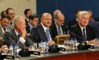 İNSAN KAÇAKÇILIĞI - NATO Savunma Bakanları Toplantısı İkinci Gününde