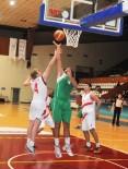 NİLÜFER - Nilüferli Basketbolcular Sevindirdi