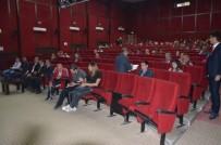 MEHMET AKGÜN - Okul Sporları Değerlendirme Ve Bilgilendirme Toplantısı Yapıldı