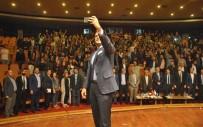 TÜM SANAYICI VE İŞ ADAMLARı DERNEĞI - Oyuncu Mehmet Aslan, Aydınlıgençlere Uyuşturucuyu Anlattı